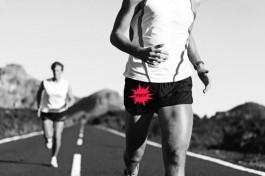 Runner anterior pelvic pain