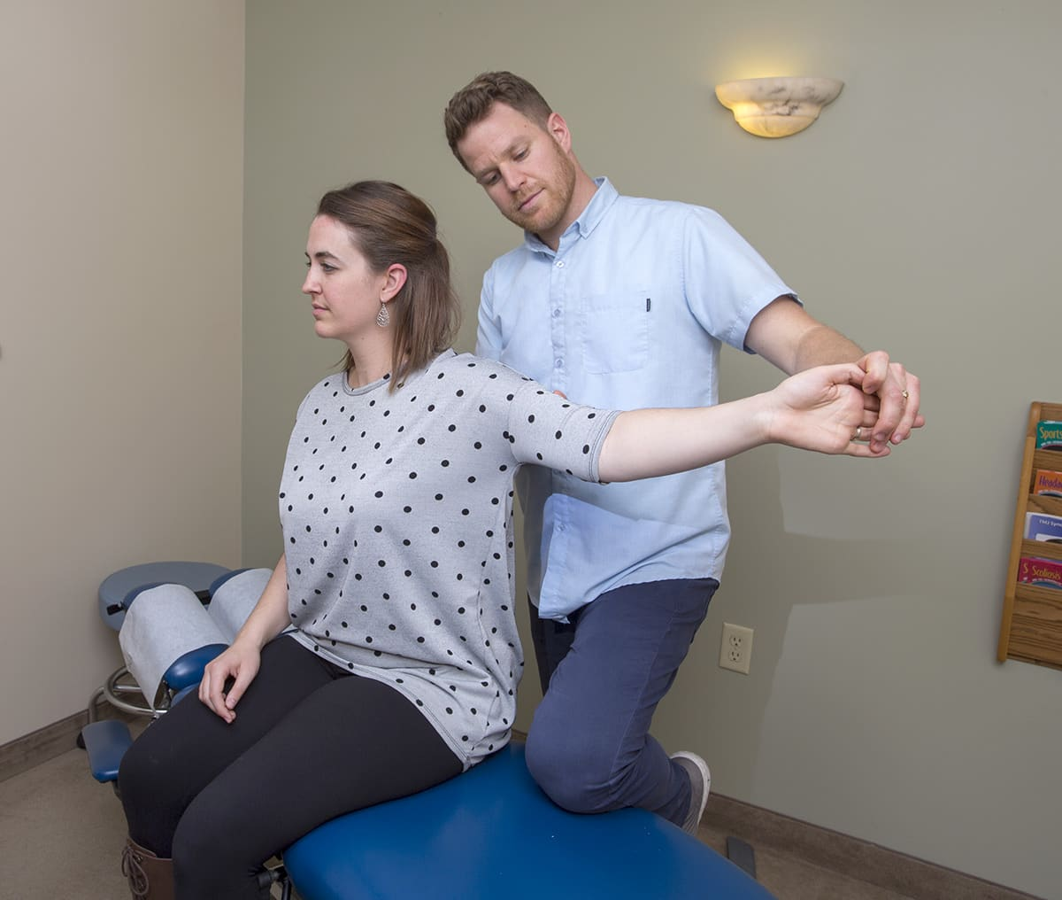 Chiropractic care 2